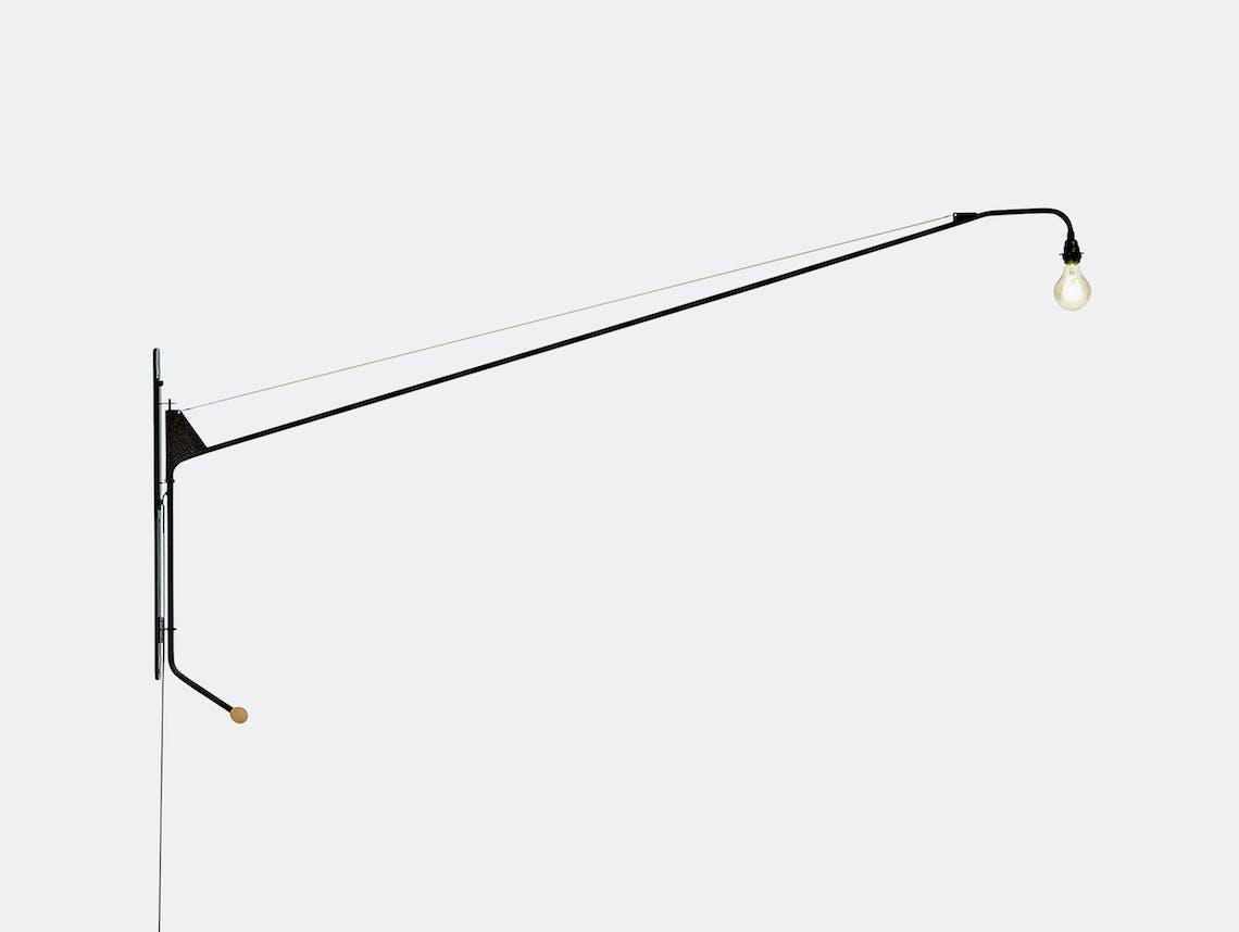 Vitra Potence Wall Light Jean Prouve