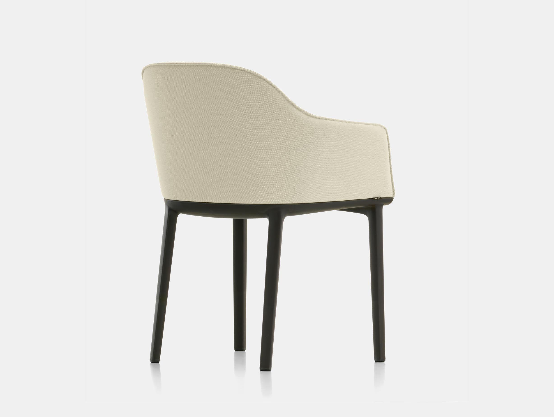 Vitra Softshell Chair plano cream Ronan and Erwan Bouroullec