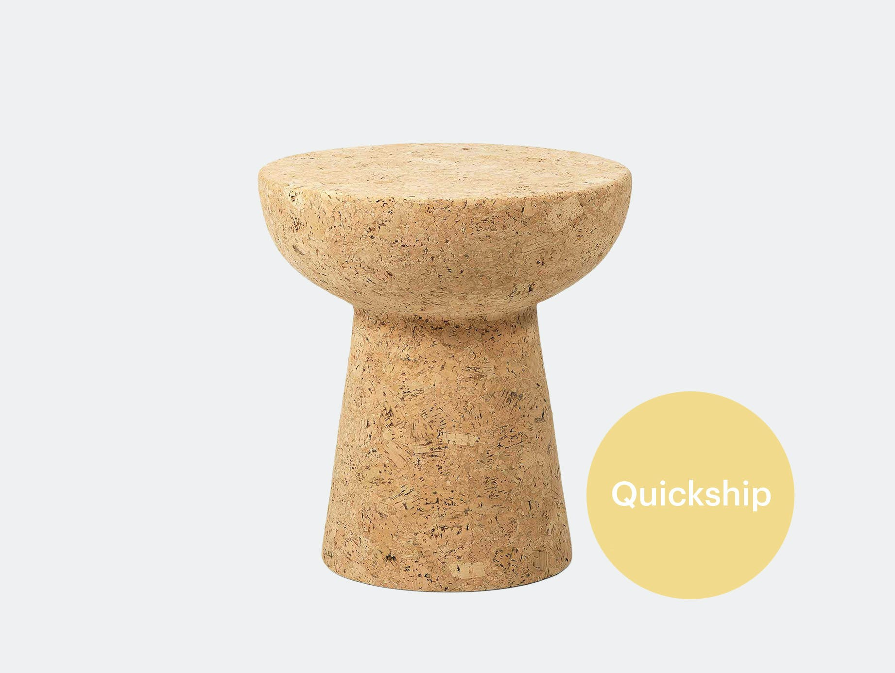 Vitra cork stool table d