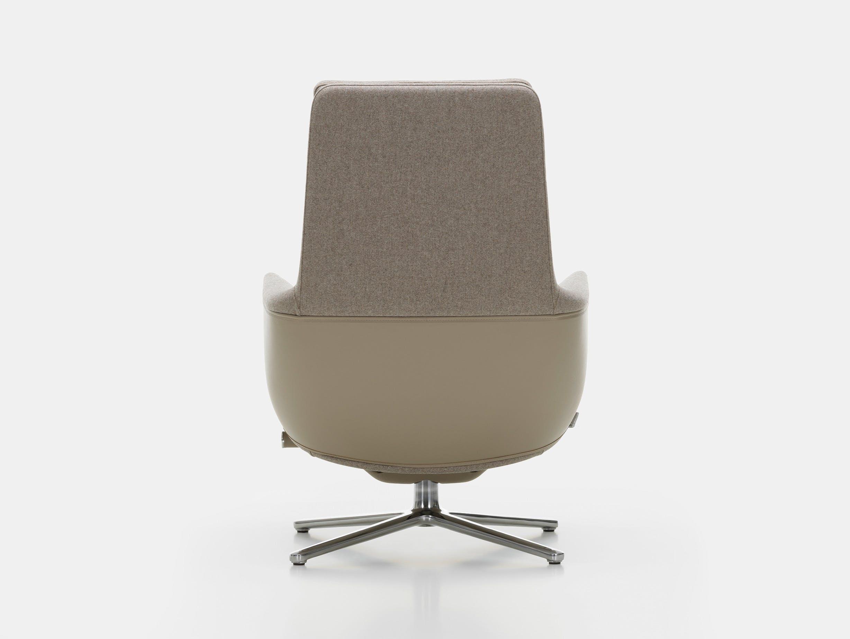 Vitra grand relax armchair bk 3