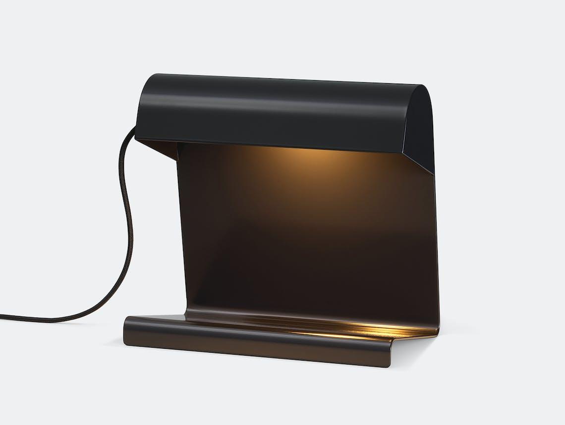Vitra lampe de bureau black