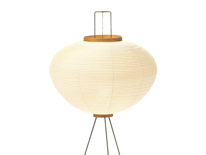 Vitra Akari 10 A Floor Lamp Noguchi 2