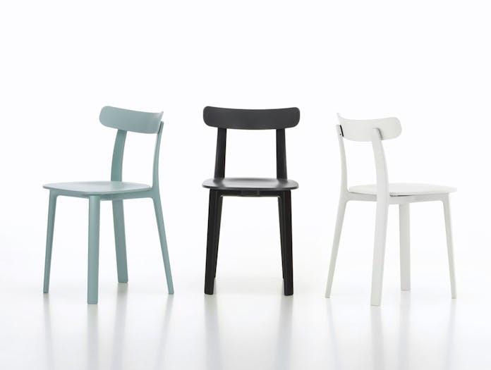 Vitra All Plastic Chair Group 2 Jasper Morrison