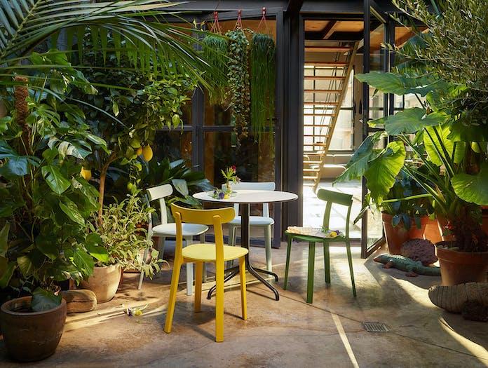 Vitra All Plastic Chair Outdoor Jasper Morrison