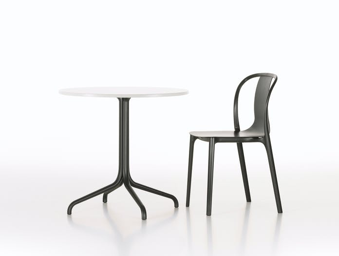 Vitra Belleville Outdoor Table White LS