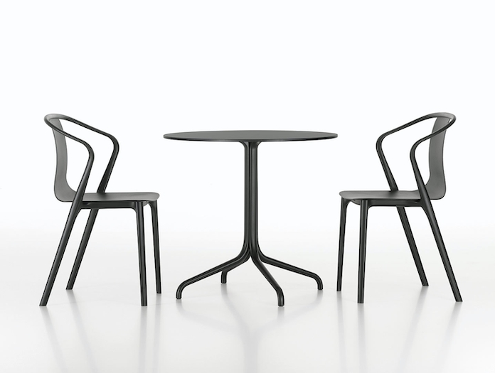 Vitra Belleville Table And Chairs