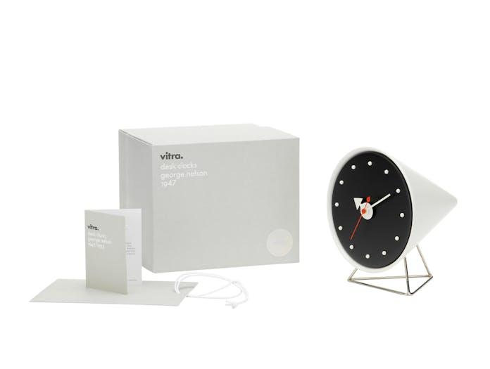 Vitra Cone Desk Clock Set