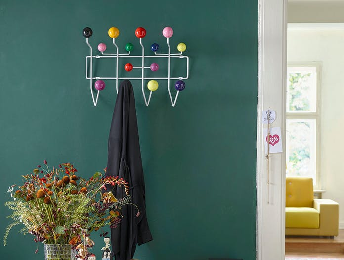 Vitra Hang It All Coat Rack Multicoloured 2 Charles And Ray Eames