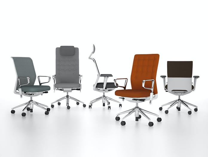 Vitra Id Office Chair Group Antonio Citterio
