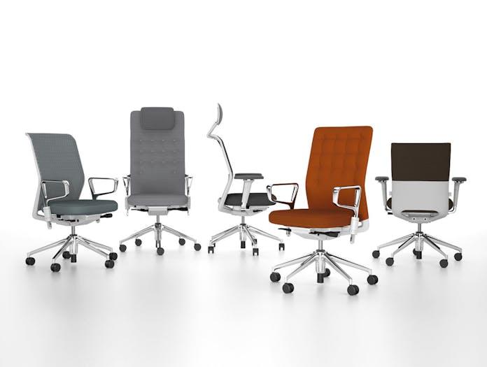 Vitra Id Office Chair Group Antonio Citterio