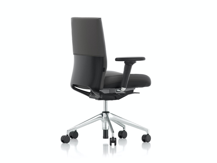 Vitra Id Soft Office Chair Black Antonio Citterio