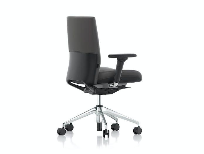 Vitra Id Soft Office Chair Black Antonio Citterio