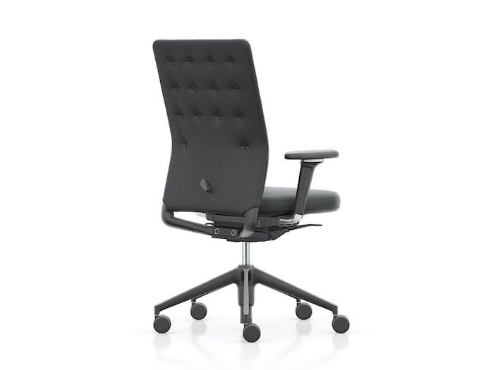 Vitra Id Trim Office Chair Back Antonio Citterio