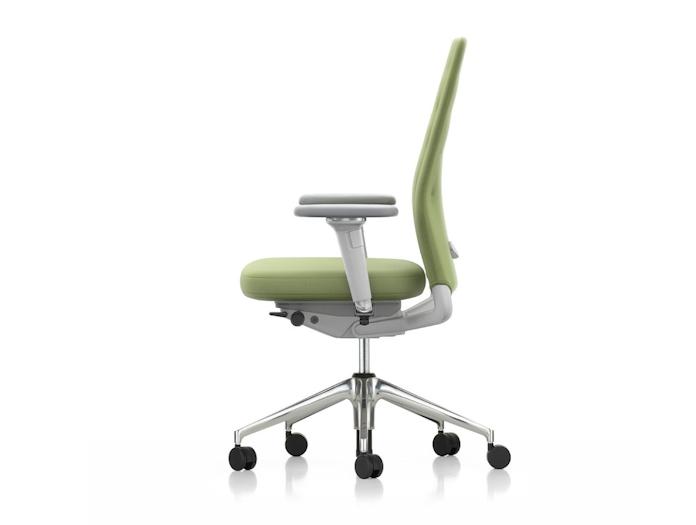 Vitra Id Trim Office Chair Side Antonio Citterio