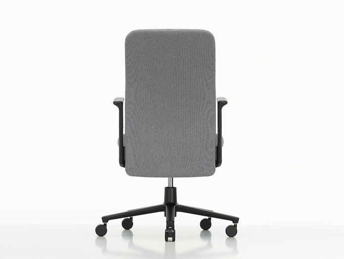 Vitra Pacific Chair Back Edward Barber Jay Osgerby