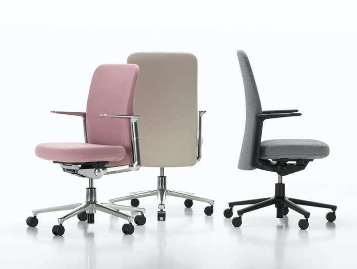 Vitra Pacific Chair Group 2 Edward Barber Jay Osgerby