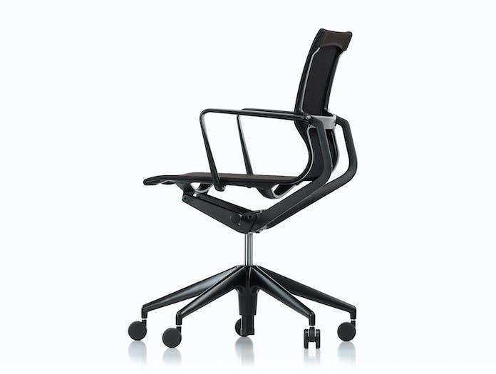 Vitra Physix Office Chair Back Alberto Meda
