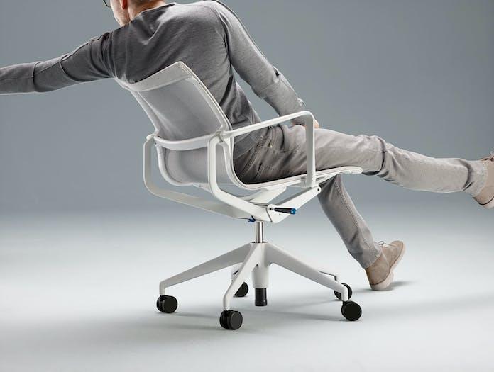 Vitra Physix Office Chair Flex Alberto Meda