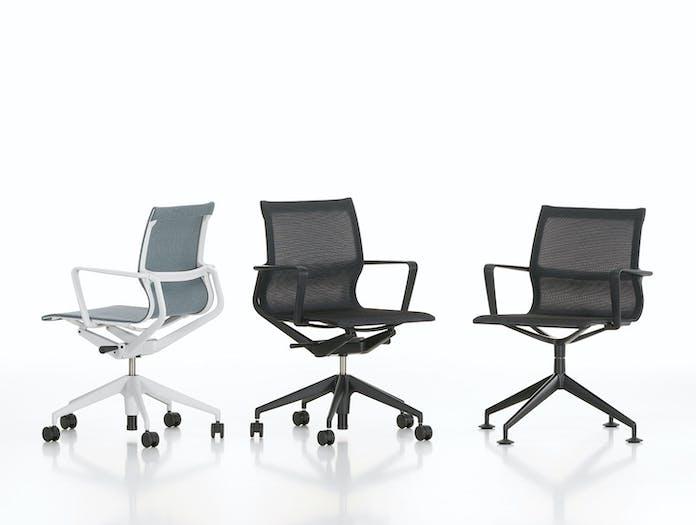 Vitra Physix Office Chair Group Alberto Meda