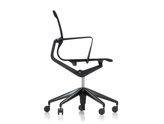 Vitra Physix Office Chair Side Alberto Meda