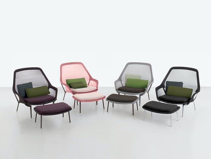 Vitra Slow Chair Group Ronan Erwan Bouroullec