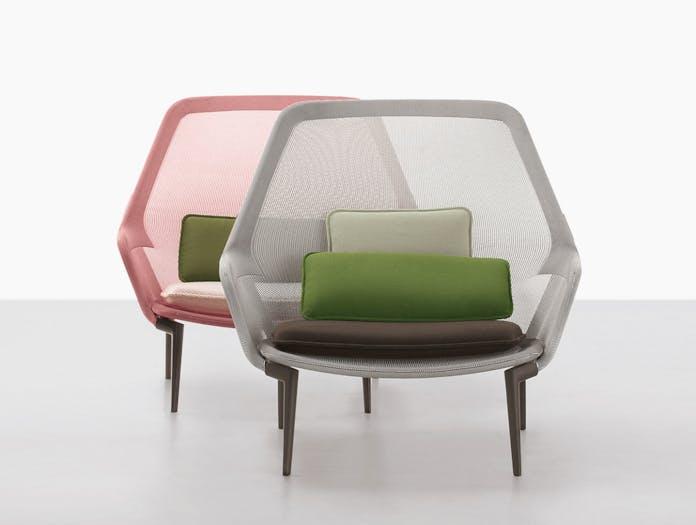 Vitra Slow Chairs Ronan Erwan Bouroullec