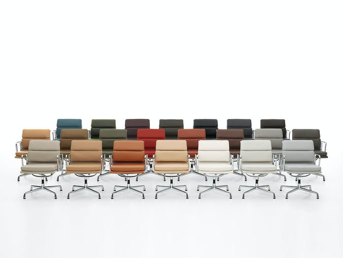 Vitra Soft Pad Group Chair Colours Charles And Ray Eames