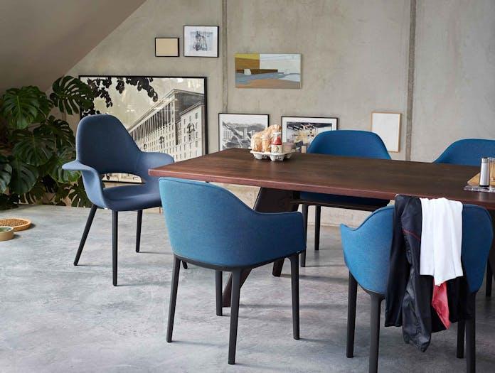 Vitra Softshell Chair 2 Ronan and Erwan Bouroullec