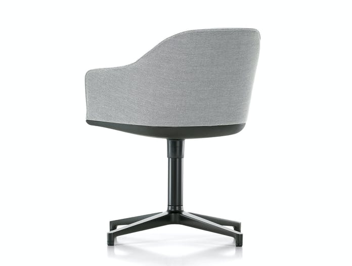 Vitra Softshell Office Chair 4 Star Base Back Ronan And Erwan Bouroullec
