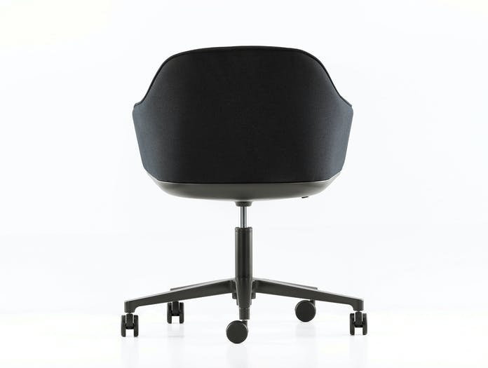 Vitra Softshell Office Chair 5 Star Base Back Ronan And Erwan Bouroullec