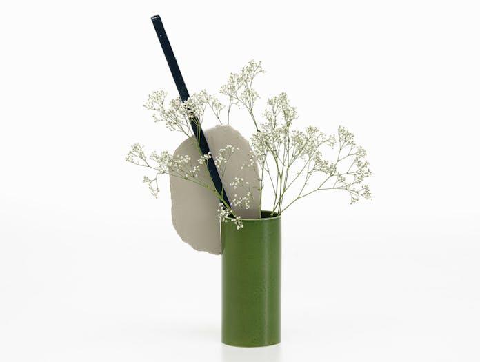 Vitra bouroullec vases decoupage barre