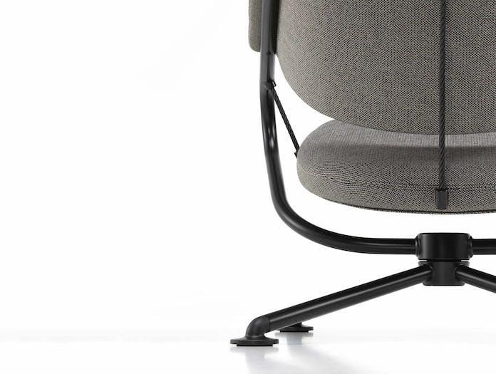 Vitra citizen high back chair 4