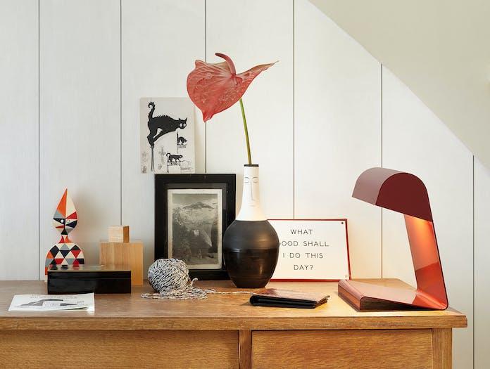 Vitra lampe de bureau ls 1