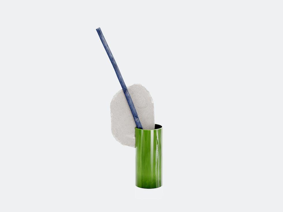 Vases Découpage, Barre image