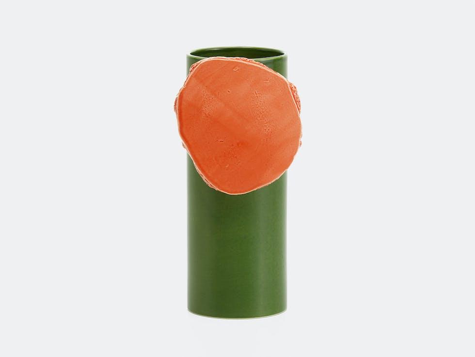 Vases Découpage, Disque image
