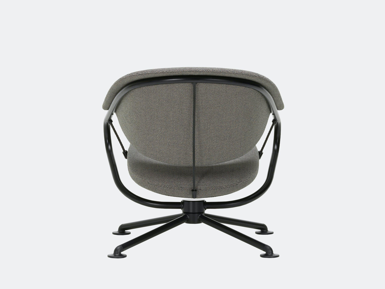 Vitra citizen lowback chair grey credo 25 1