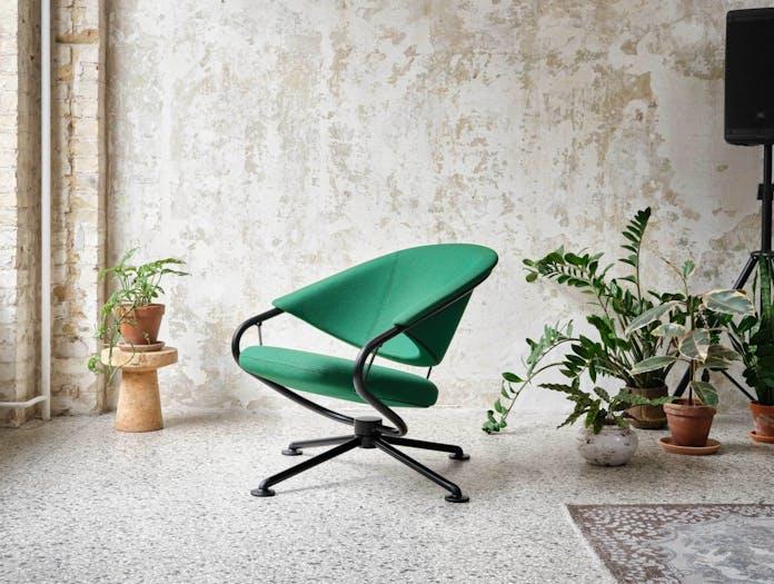 Vitra citizen lowback chair ls 1