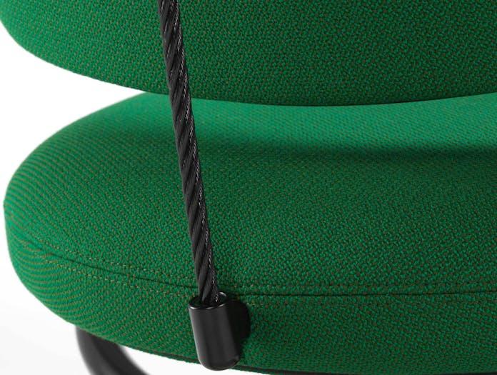 Vitra citizen lowback chair ls 2