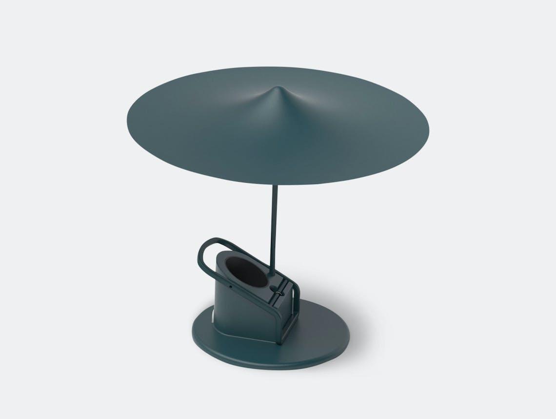 Wastberg W153 Ile Table And Wall Lamp Petrol Inga Sempe
