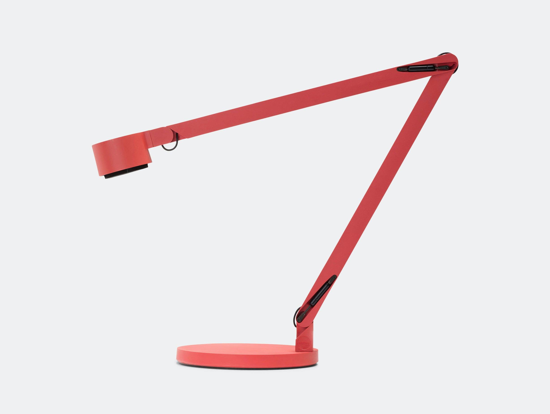 Wastberg Winkel W127 Desk Lamp Red Dirk Winkel