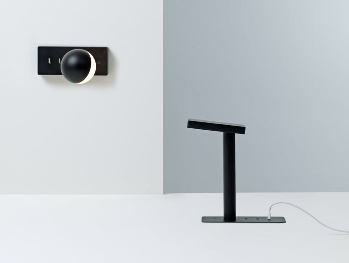 Wastberg Busby Table Lamp Wall Sam Hecht Kim Colin