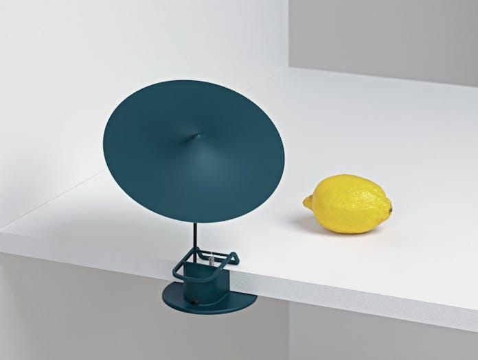 Wastberg W153 Ile Table And Wall Lamp Petrol 2 Inga Sempe