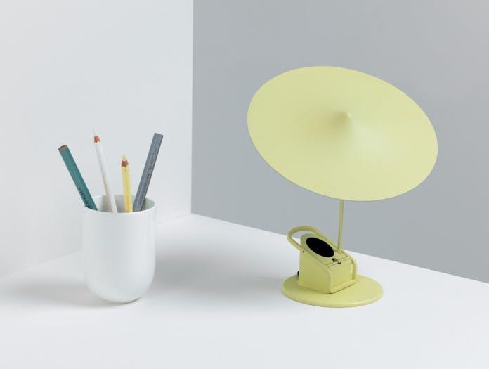Wastberg W153 Ile Table And Wall Lamp Yellow 2 Inga Sempe