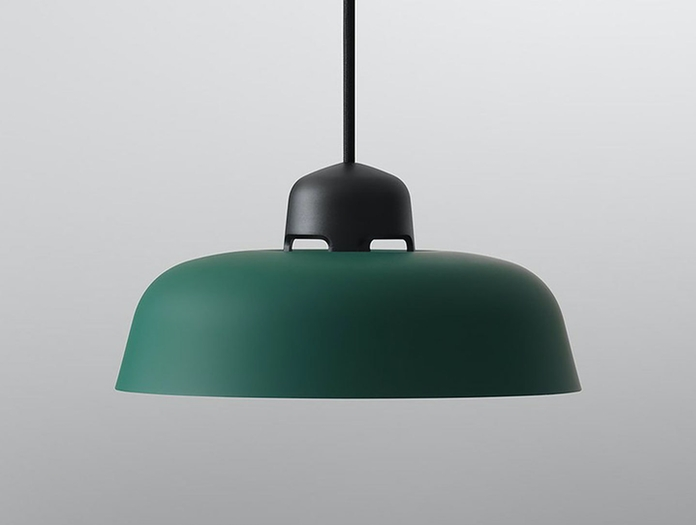 Wastberg  W162  Dalston  Pendant  Light Black Green  Sam  Hecht  Kim  Colin