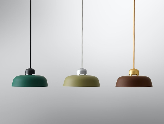 Wastberg  W162  Dalston  Pendant  Light Row 3  Sam  Hecht  Kim  Colin
