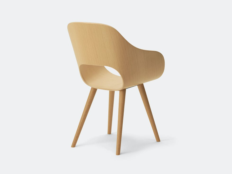 Roundish Armchair image