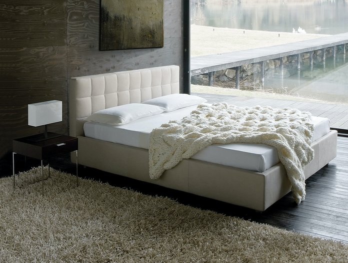 Zanotta Box Bed 2 Emaf Progetti