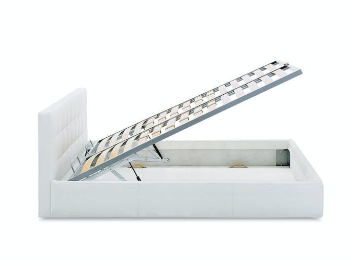 Zanotta Box Bed Frame Emaf Progetti