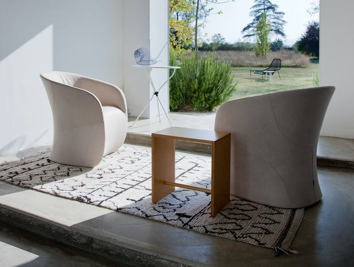 Zanotta Sgabillo Stool Max Bill
