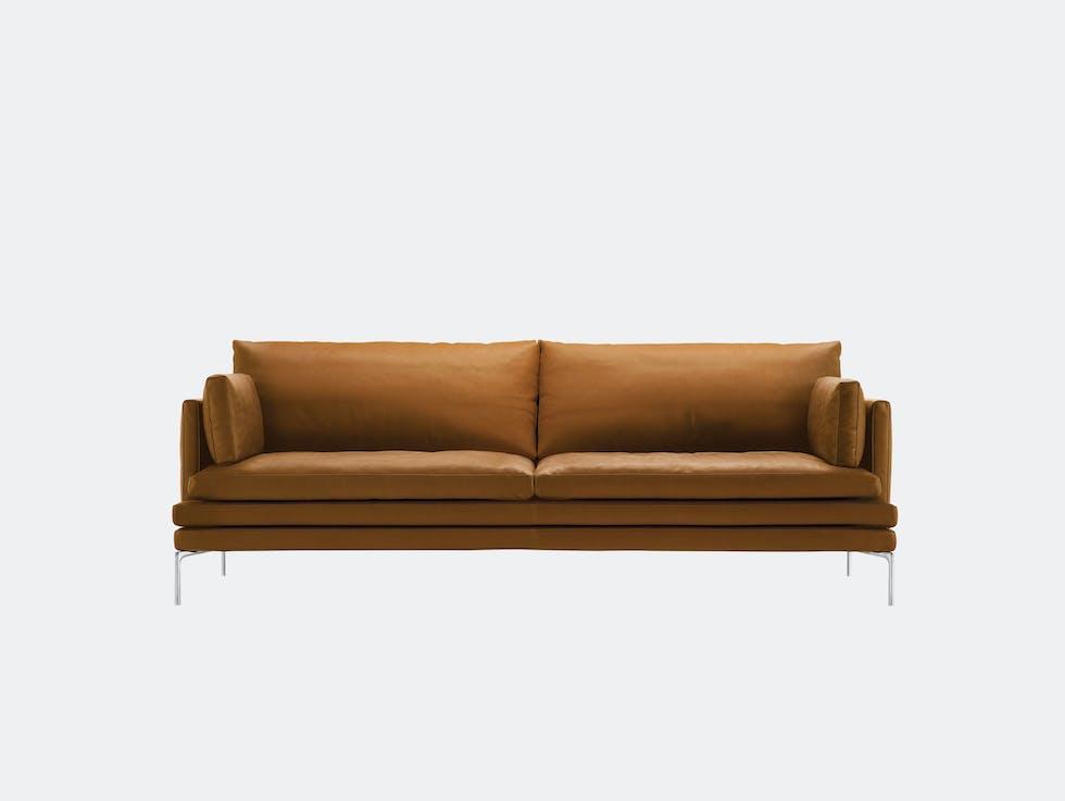 William 3 Seater Sofa image